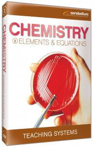 Teaching Systems Chemistry Module 2: Elements & Equations