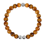 ORIGINAL TIGER EYE/SILVER 25