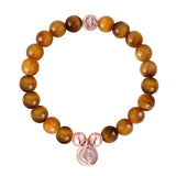 ORIGINAL TIGER EYE/ROSE GOLD 23