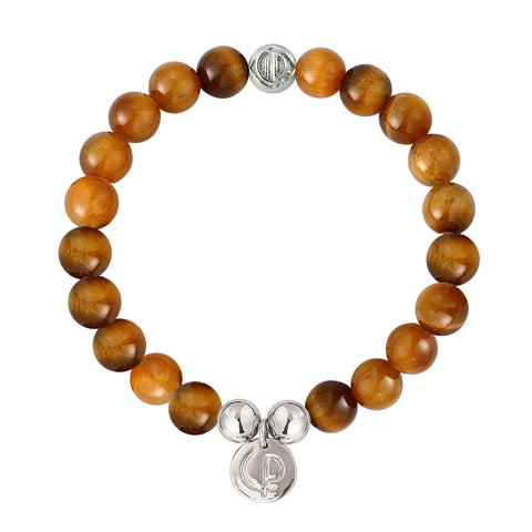 ORIGINAL TIGER EYE/SILVER 23