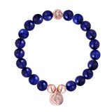 ORIGINAL BLUE LAPIS/ROSE GOLD 23