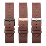 35mm BROWN STRAPS