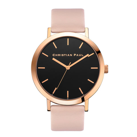 43MM ROSE GOLD/PEACH RAW