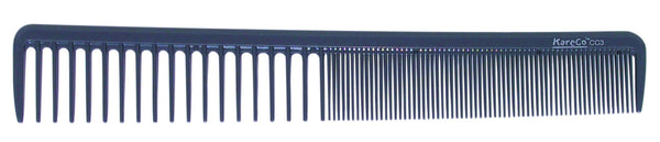 Cutting Comb Pack in Charcoal Gray