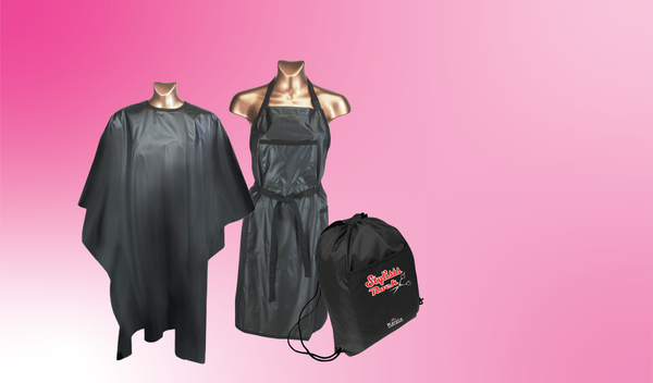 Metallic Cutting SalonWear Set