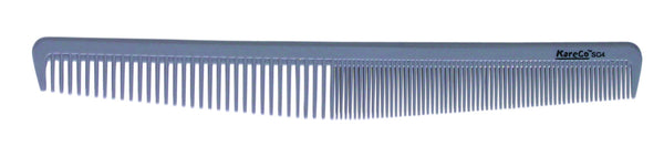 Slanted Precision Comb Pack in Soft Gray
