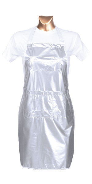 Liquid Silver Chemical Stylist Apron