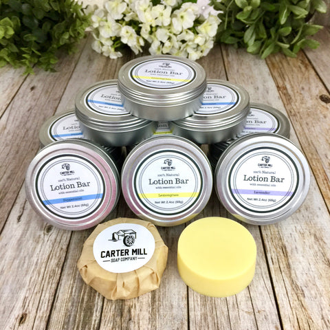 Lotion Bar with Shea Butter