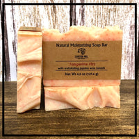 Tangerine Fizz Soap Bar