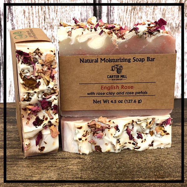 English Rose Soap Bar