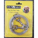 Dog tie out cable Elite pet products