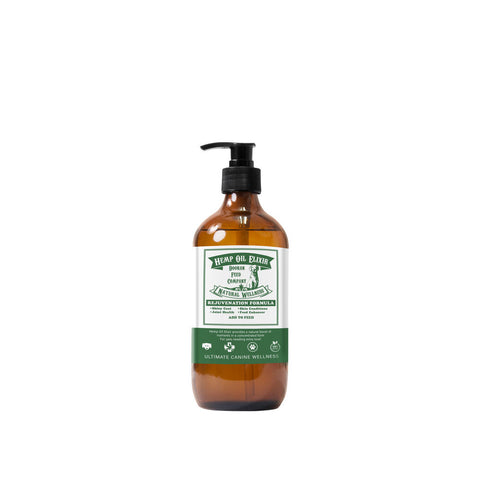 Hemp oil elixir 125ml