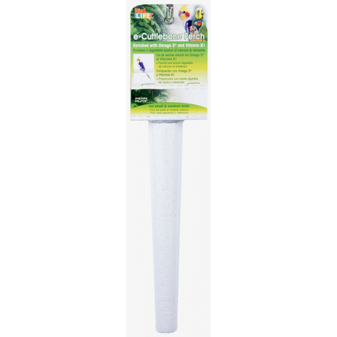 Penn plax e- cuttle bone perch 17.5cm