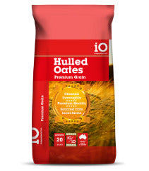 iO hulled oats 20kg