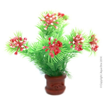 Aqua One potted plant fern 371
