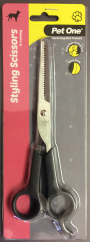Pet One grooming thinning scissor