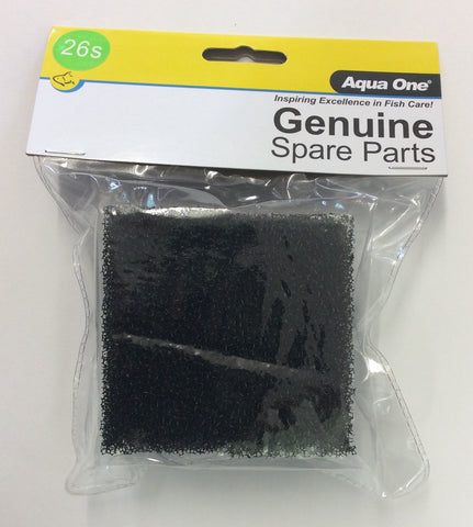 Aqua one maxi replacement sponge
