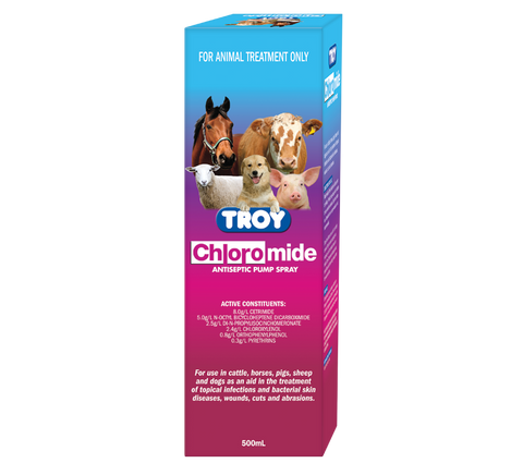 Troy chloromide spray 500ml