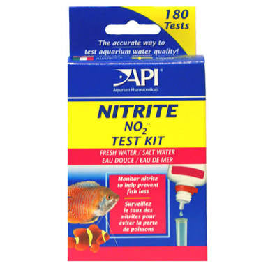 API nitrite test kit NO2