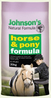 Johnsons horse & pony 20kg
