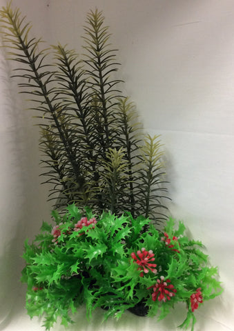 Aqua One planter mixed plants
