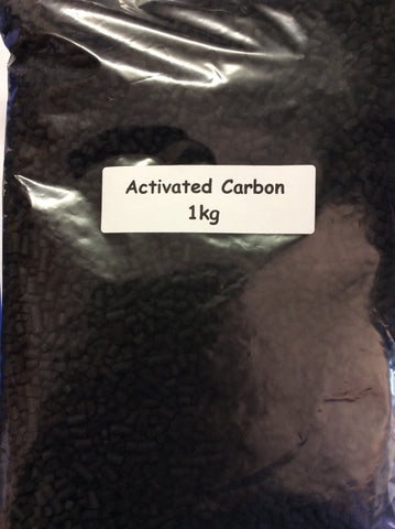 Activated carbon 1kg bagged