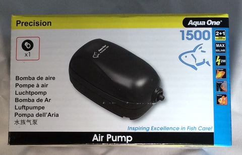 Precision 1500 air pump single