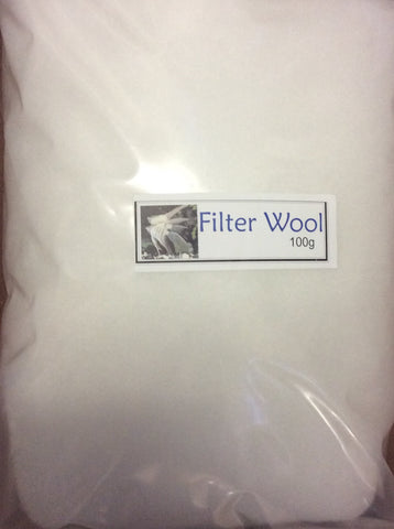 Filter wool aquafish