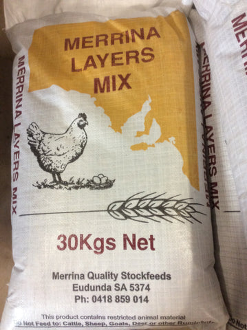 Merrina layers mix 30kg