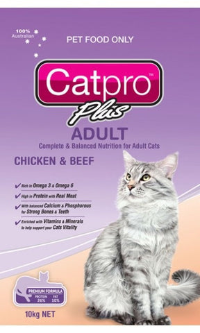 Catpro cat biscuits 10kg