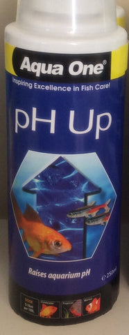 Aqua one liquid ph up