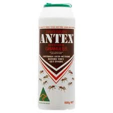 David grays Antex insecticide