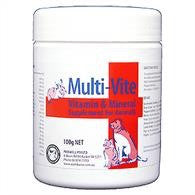 Multi-Vit & minerals supplement for animals