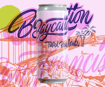 Baycation Tropical Blonde 4Pack