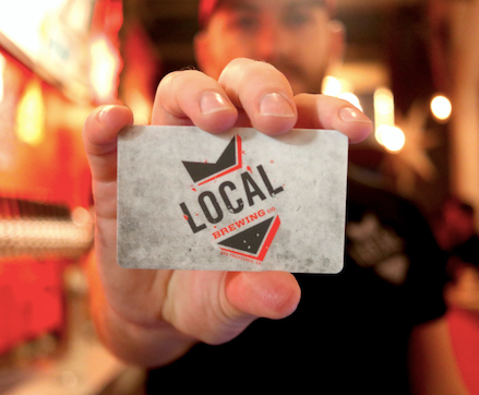 Local Brewing Co. Gift Cards