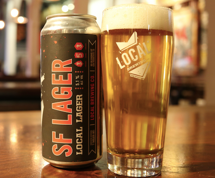SF Lager 4Pack