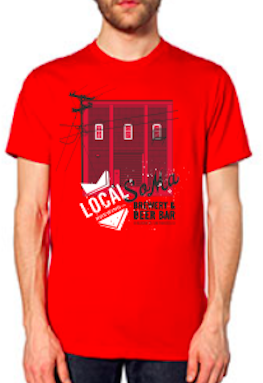 Local Building Tee