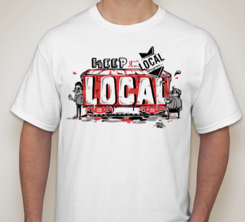 Keep it Local T