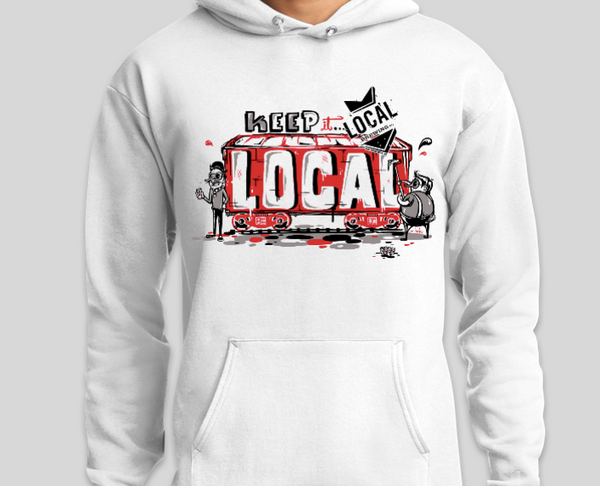 Keep it Local Pullover