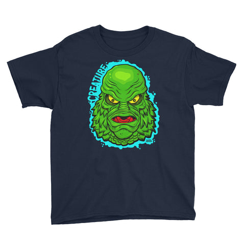 Creature Youth Short Sleeve T-Shirt
