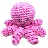 Octopus Softie With Rattle