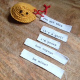 Personalised Fortune Cookie Keepsake
