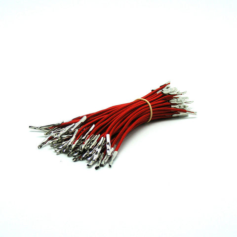 Barbed Elastic Heavy Weight Red Cord