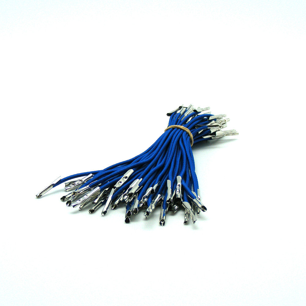 Barbed Elastic Heavy Weight Blue Royal Cord