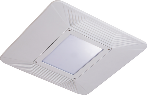 LEDJump® iC series LED Canopy Lights Gas Station 75W