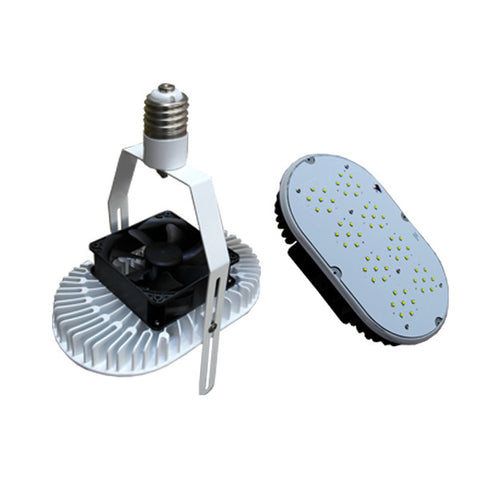 LEDJump® Oval Retrofit Kit LED Area Lighting Direct Replacement 100W