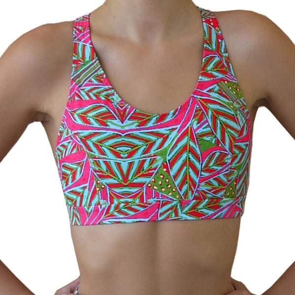 Wild Ginger Exercise Top
