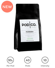 Mareeba (Single Origin) - 40 Pack