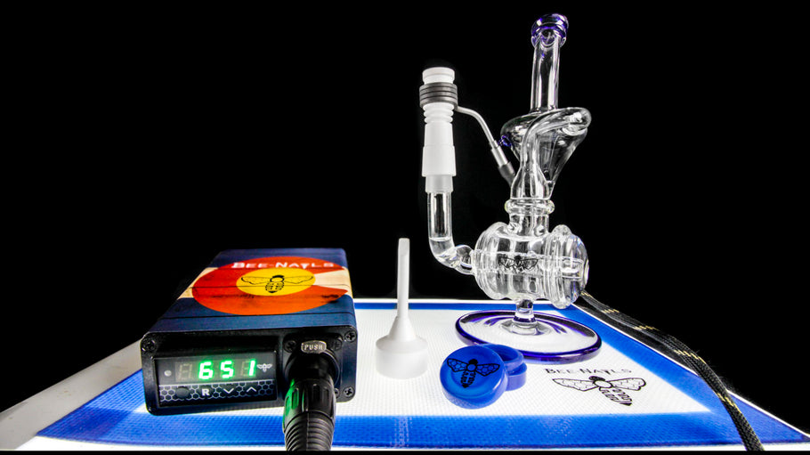E-Nails: The High-Tech Dabbing Accessory You've Never Heard Of