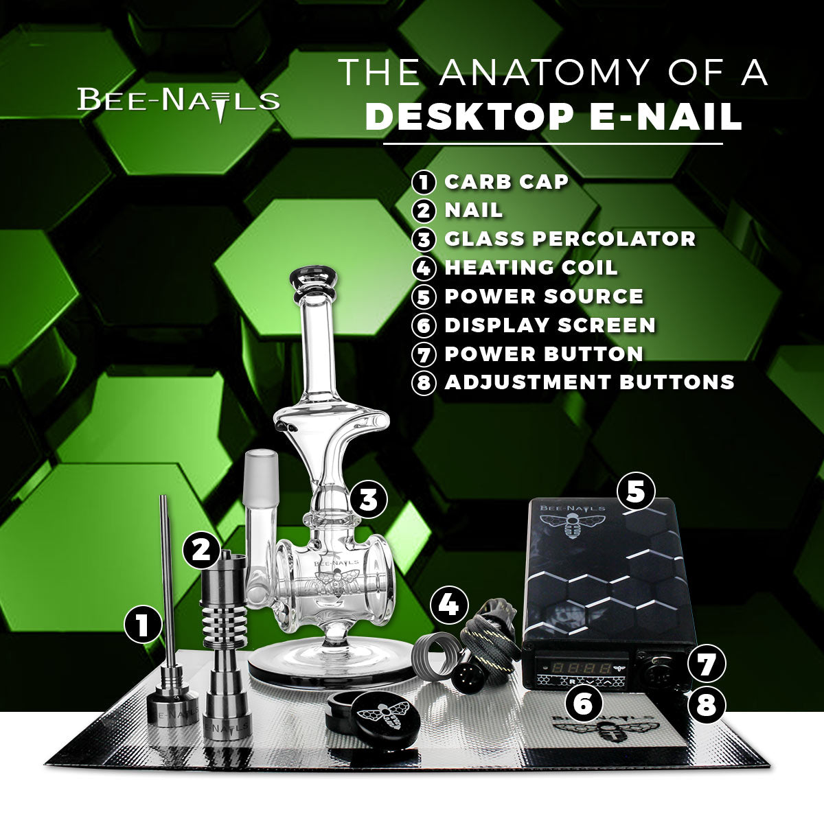 Bee-Nails | The Best and Trusted Electric Vaporizers on the